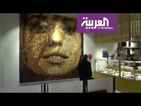 العرب اليوم - شاهد: الفن بالخبز المحمّص مهارة نادرة أذهلت الكثيرين