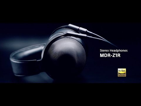 Sony MDR-Z1R Signature Series (Over-Ear)