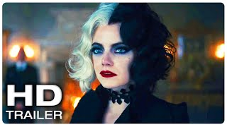 "CRUELLA ""Call Me Cruella"" Trailer (NEW 2021) Emma Stone, Disney Movie HD"
