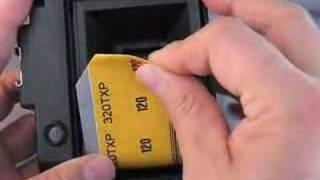 How to Load a Holga Camera