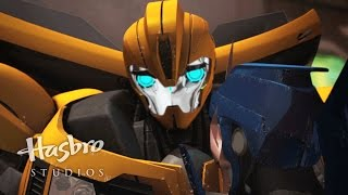 Transformers Prime - You Need To Keep Your Emotions In Check!
