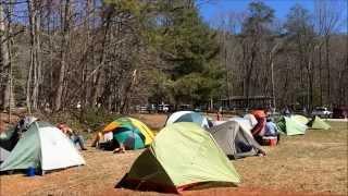 GA Appalachian Trail: Approach Trail Part 1
