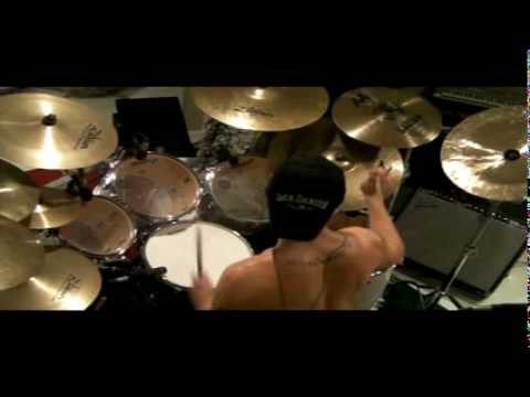 Avenged Sevenfold - Burn It Down Drum Cover by Tim D'Onofrio