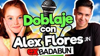 FANDUB (Doblaje Juego de Gemelas) con Alex Flores /EX-BADABUN/ Memo Aponte