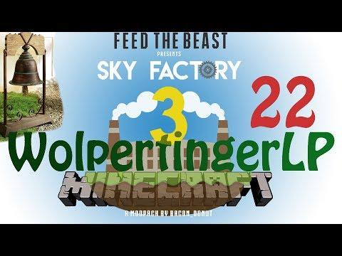 SkyFactory 3 [022] Die Gartenglocke ★ Let's Play SkyFactory 3