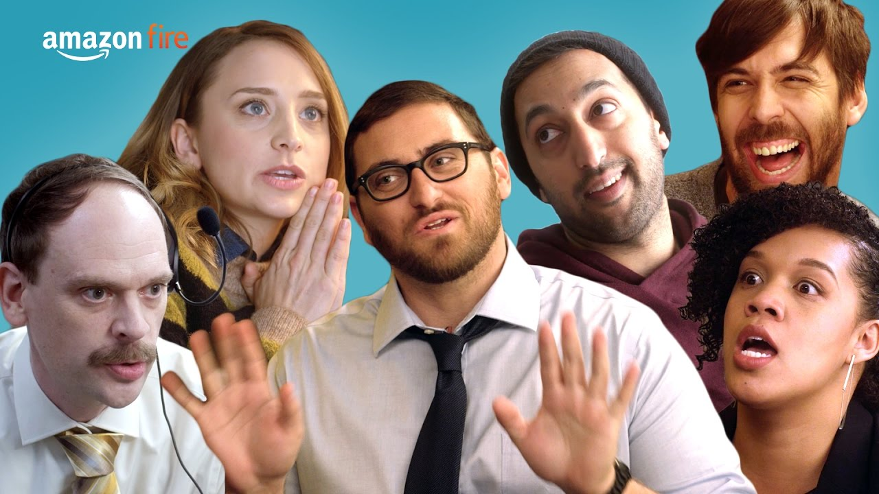 The Six People Who Tell You What To Watch // Presented By BuzzFeed & Amazon Fire TV thumbnail