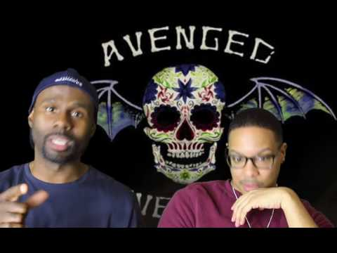 Avenged Sevenfold - Afterlife (REACTION!!!)