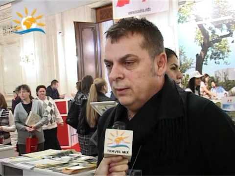 Interviu Adrian Burlacu – Asociaţia Turistică Sighişoara, Târg Holiday Market, 17-21 martie, Bucureşti – VIDEO
