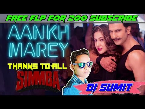 Aankh Maare Wo Ladki Bollywood Party Song Mix By Dj Sumit