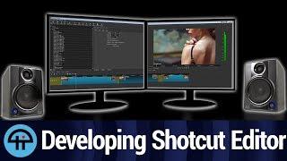 Origin of Shotcut Video Editor