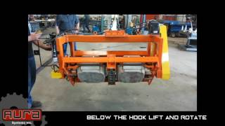 Aura Systems - Below the Hook Lift and Rotate...