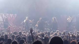 AMARANTHE 365 live in Paris Bataclan