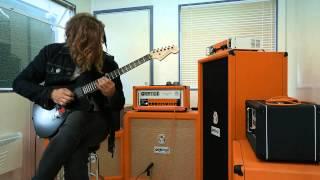 Orange Rockerverb 100H MKIII Video