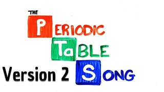 The Periodic Table Song 2018 Update Asapscience