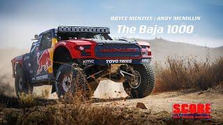 Bryce Menzies: 2020 Baja 1000 || 4K