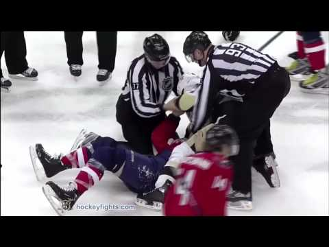 Mike Knuble vs. Craig Adams