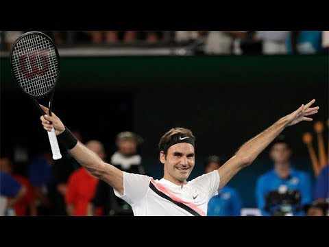 Australian Open 2018: Roger Federer beats Marin Cilic to win 20th Grand Slam title