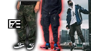 How To PROPERLY STYLE CARGO PANTS