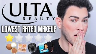 FULL FACE USING LOWEST RATED ULTA MAKEUP! HELP!