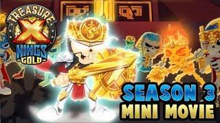 Treasure X Cartoon | Season 3 | TREASURE TOMB MINI MOVIE!