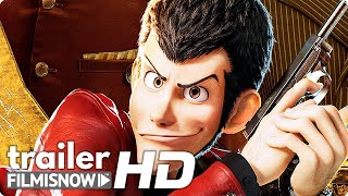 LUPIN III: THE FIRST (2020) English Dub Trailer | CGI Animated Movie