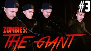 'SELFIE MET DE ZOMBIES!' | 'The Giant' Solo Run #3 | Blackops 3