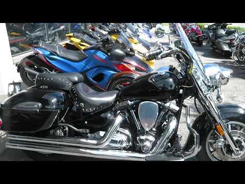 2006 Yamaha Road Star Midnight in Sanford, Florida - Video 1