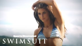 Alex Morgan Behind The Swimsuit Photos | Sports Illustrated Swimsuit
