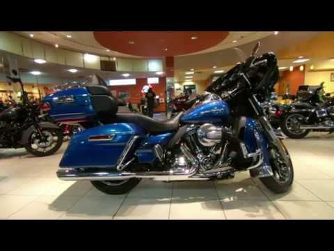 2014 Harley-Davidson Touring FLHTK Ultra Limited