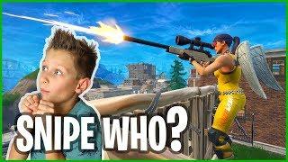 Imagine Everyone Sniping But Noone Peaking!!!
