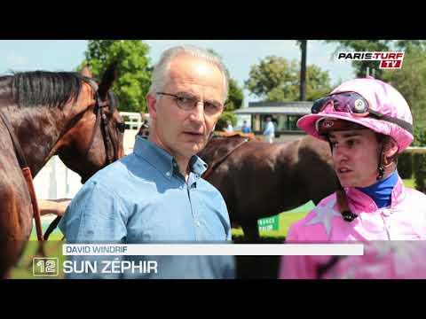 """Quinté samedi 20/10 : """"Sun Zéphir (12) court bien frais"""""""