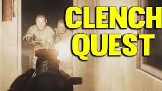 CLENCH QUEST & DUEL with STREAMER - Escape From Tarkov