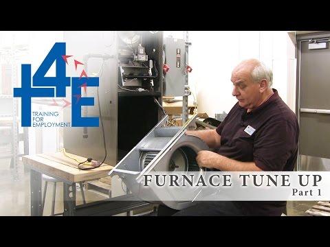 T4E - Furnace/Winter Tune Up Part 1 (Preventative Maintenance)