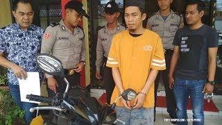 Motor Agnes Monica di Palembang Dicuri, Pelaku Tertangkap saat Terjebak Macet