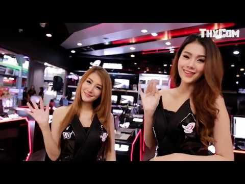 เปิดร้าน ASUS ROG Shop by JIB สุดอลังการ ครั้งแรกในเมืองไทย ชั้น 3 พันทิพย์ประตูน้ำ by ThxCom