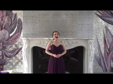 """""""Ah forse e lui"""" from La Traviata (Verdi)"""