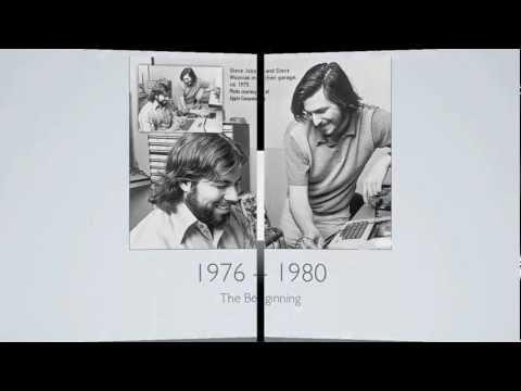 The Full  History of Apple