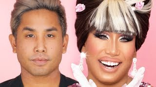 I TURNED MY BROTHER INTO A DRAG QUEEN | PatrickStarrr