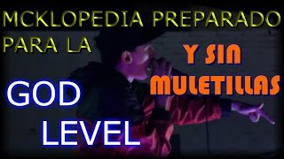 Impactante freestyle de mcklopedia (previo a la God Level Fest 2017)