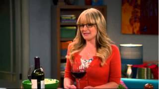 Bernadette comits a funny mistake! ( the big bang theory ) season 7