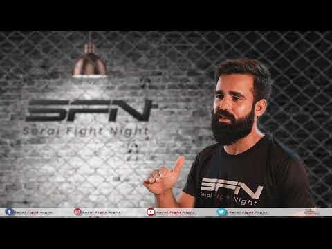 Osama Mehbob | Exclusive Interview | Zalmi TV presents Serai Fight Night 2019 | MMA