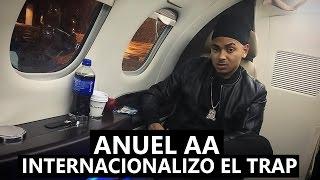 "Ozuna "" Anuel AA llevo el Trap Latino a Nivel Internacional """