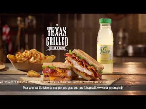 Musique publicité KFC À la conquête du Texas Grilled    Septembre 2021