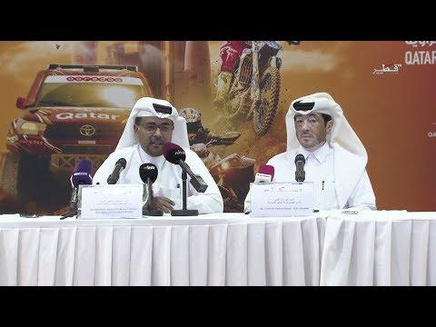 QCCR 2018 - Manateq Press Conference المؤتمر الصحفي لبطولة قطر كروس كنتري مناطق