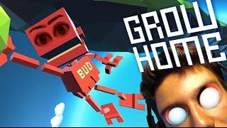 GEZEGENE SOKUYOZ!! - Grow Home