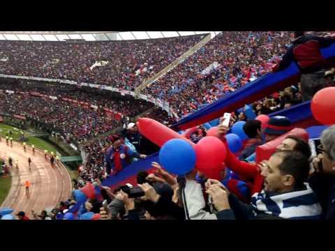"""San Lorenzo 0 Lanus 4 Recibimiento"" Barra: La Gloriosa Butteler • Club: San Lorenzo"