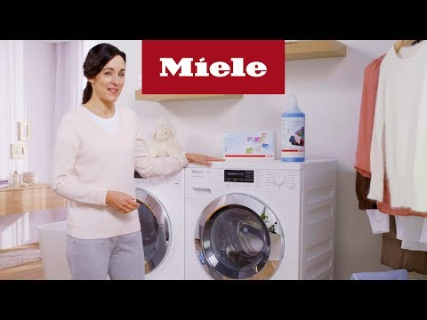 TwinDos: ¿Qué es la dosificación automática de detergente? | Miele