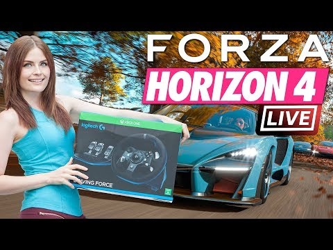 Forza Horizon 4 With Viewers - Then Some Banjo Kazooie