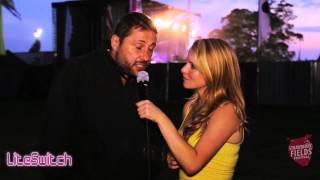 Jon Brookes of The Charlatans Interview Summer 2012