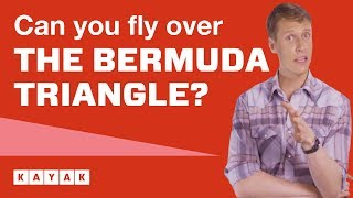 Do airlines fly over the Bermuda Triangle? | KAYAK MythHackers